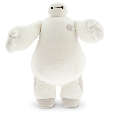 Medium Baymax plysdyr