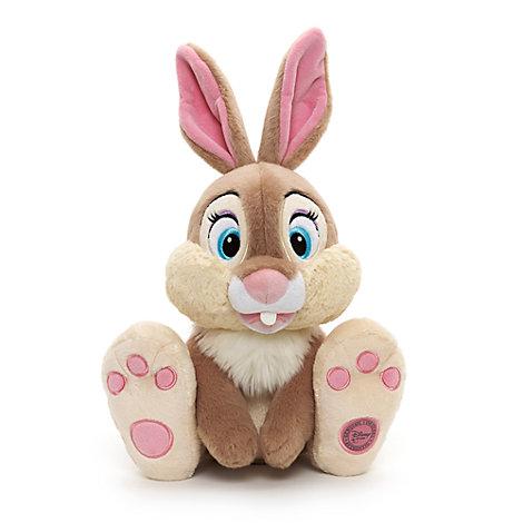 Peluche Miss Bunny de taille moyenne