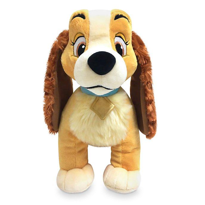 Disney Store Lady Medium Soft Toy