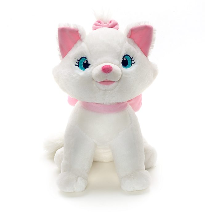 Disney Store Marie Medium Soft Toy