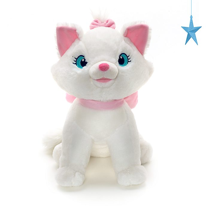 Disney Store Marie Medium Soft Toy