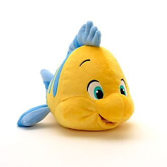 Peluche Flounder piccolo