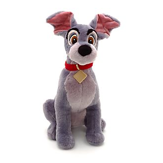 Tramp Medium Soft Toy