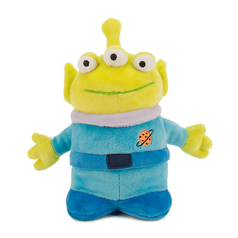 Alien Mini Soft Toy