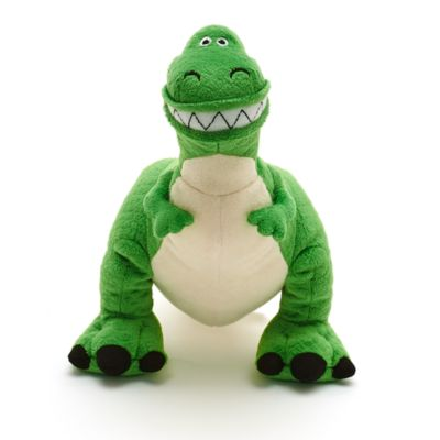 Rex Small Soft Toy