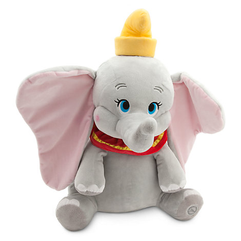 Dumbo Large Soft Toy
