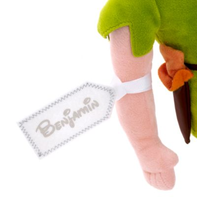 Peter Pan 55 cm gosedjursdocka