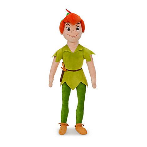 Peter Pan - Stoffpuppe (55 cm)