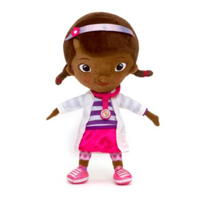 doc mcstuffins soft toy doll. Black Bedroom Furniture Sets. Home Design Ideas