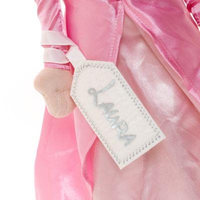 Muñeca de peluche de la Sirenita