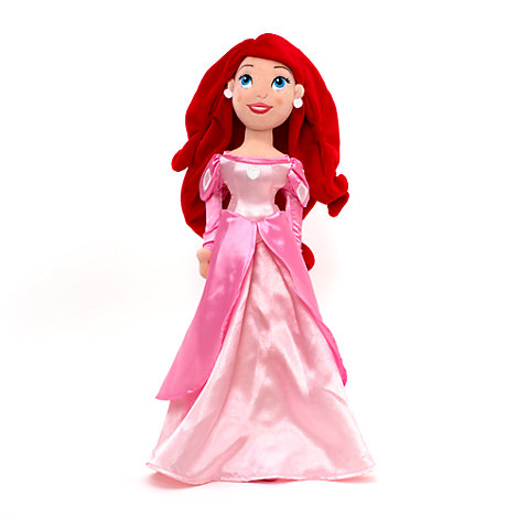 The Little Mermaid Soft Toy Doll