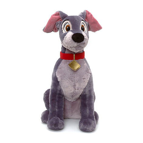 Tramp Large Soft Toy