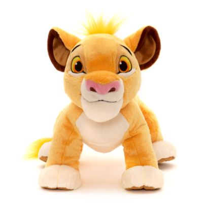 Simba Medium Soft Toy