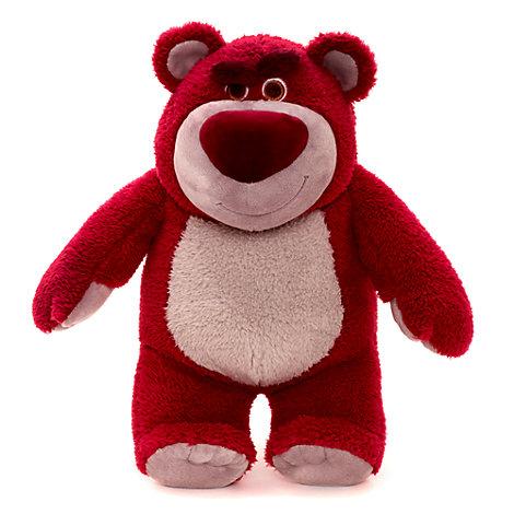 Medelstort Teddy-gosedjur
