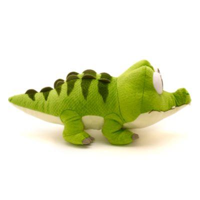 Peluche pequeño bebé cocodrilo