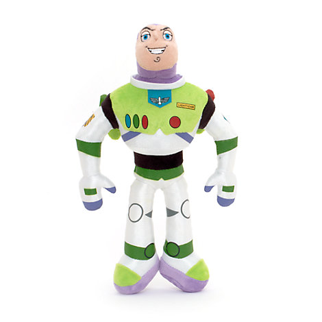 Buzz Lightyear - Bean Bag Stoffpuppe (25 cm)