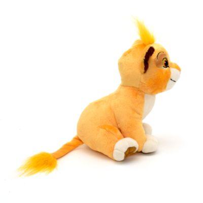 Mini peluche Simba en microbilles