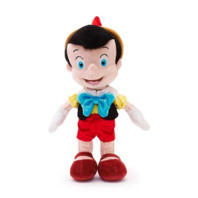 Lille Pinocchio plysdukke