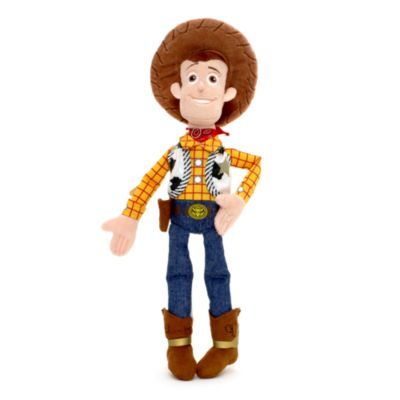 Woody - Bean Bag Stoffpuppe (30 cm)