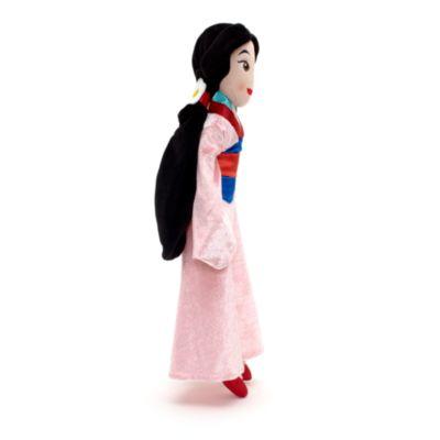 Muñeca peluche Mulán