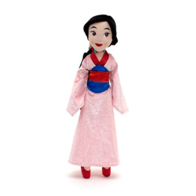 Mulan Soft Toy Doll