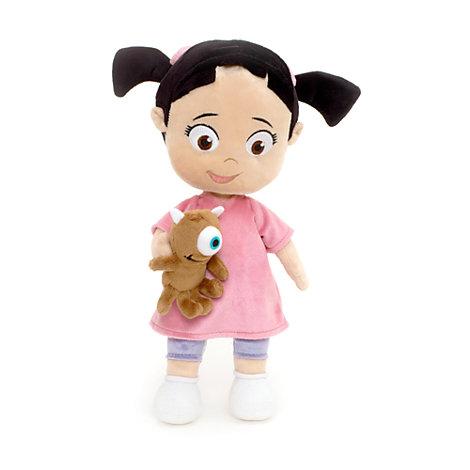 Petite poupée Bouh en peluche