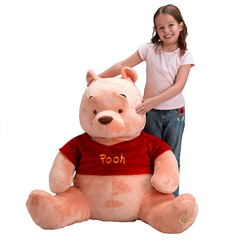 Peluche supergigante Winnie the Pooh