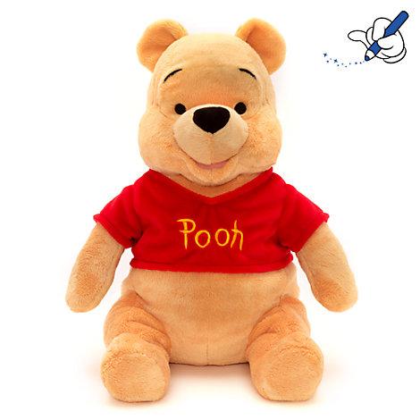 Winnie the pooh medium soft toy voltagebd Images