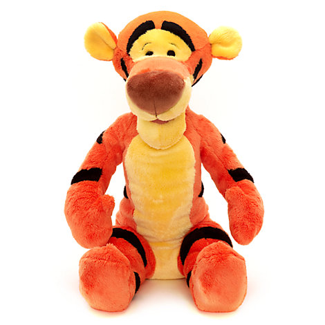 Medium Tigerdyr plysdyr