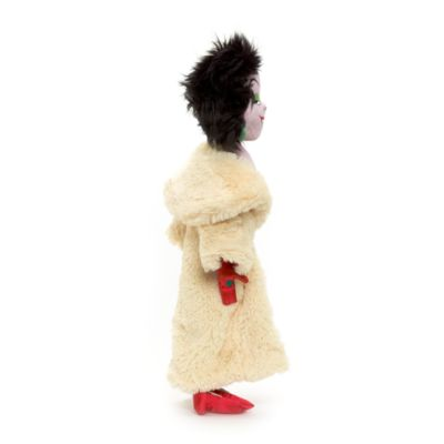 Cruella De Vil Soft Toy Doll