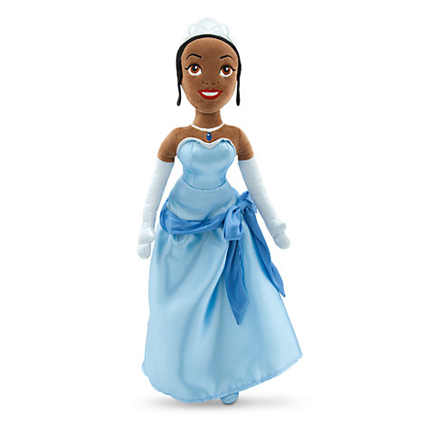 Muñeca de peluche Tiana