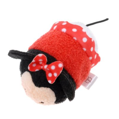 Minnie Mouse Tsum Tsum Mini Soft Toy