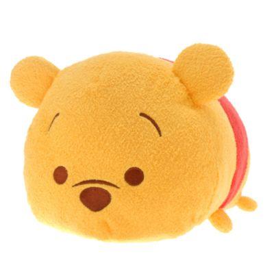 Peluche tsum tsum Winnie l'Ourson de taille moyenne