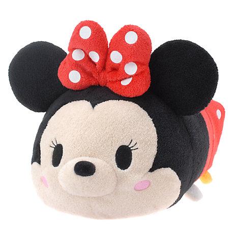 Mellemstort Minnie Mouse Tsum Tsum plysdyr
