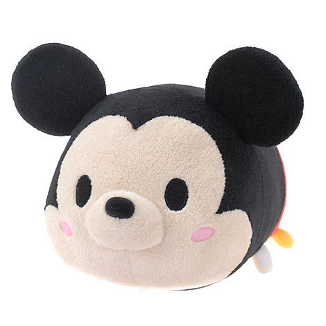 Peluche Tsum Tsum Mickey Mouse de taille moyenne