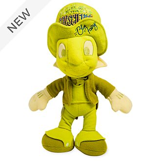 Disney Store Jiminy Cricket Disney Wisdom Soft Toy, 7 of 12