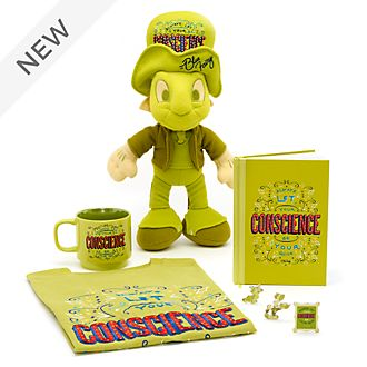 Disney Store Disney Wisdom Jiminy Cricket Collection - July