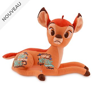 Disney Store Peluche Bambi, collection Disney Wisdom, 8 sur 12