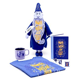 Disney Store - Disney Wisdom - Merlin Collection - September