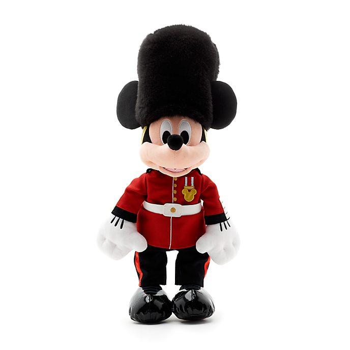 foto ufficiali valore eccezionale Nuovi Prodotti Peluche medio Guardia Topolino Disney Store