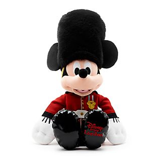 Peluche mediano Mickey Mouse guardia, Disney Store