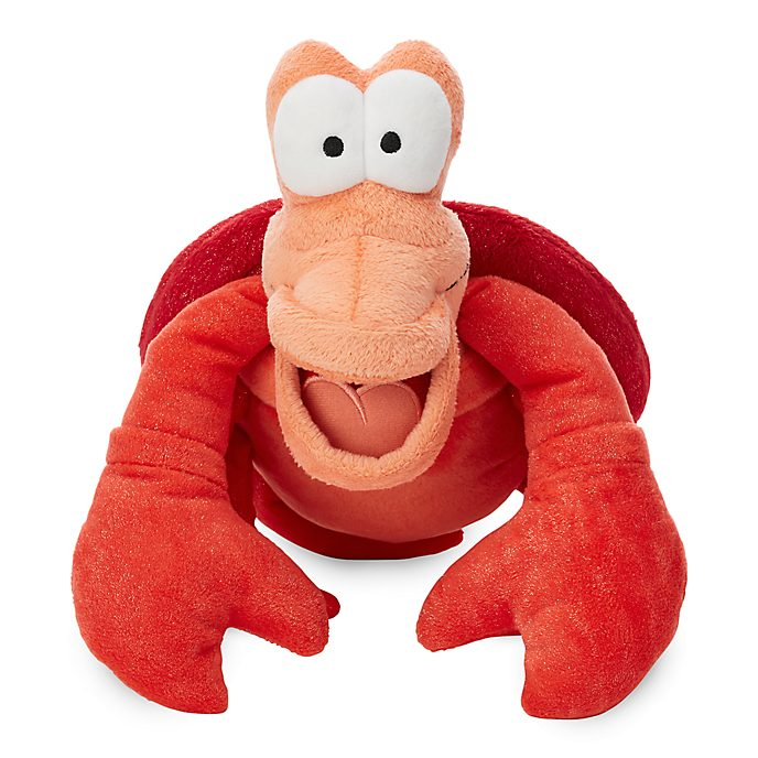 Disney Store Sebastian Small Soft Toy, The Little Mermaid