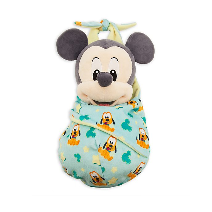 Peluche piccolo con taschina Topolino Disney Store