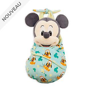 Disney Store Petite peluche Mickey emmaillotée