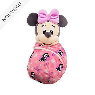 Disney Store Petite peluche Minnie emmaillotée