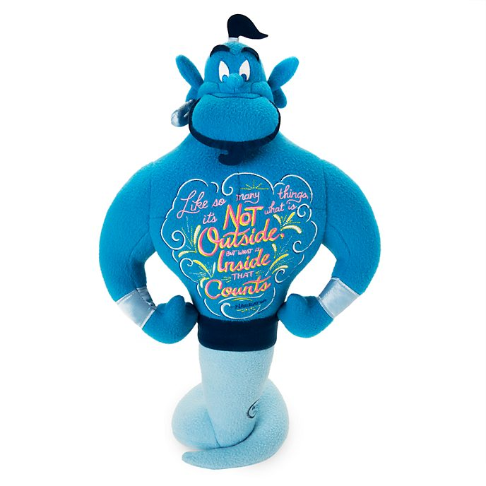 Disney Store Genie Disney Wisdom Soft Toy, 10 of 12