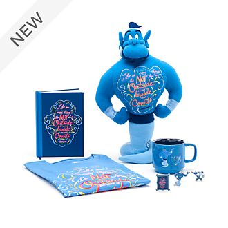 Disney Store Disney Wisdom Genie Collection - October