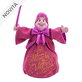 Peluche Disney Wisdom Fata Madrina Disney Store, 12 di 12