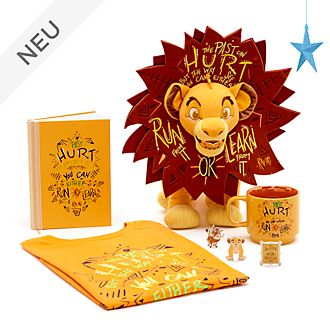 Disney Store - Disney Wisdom - Simba Collection - November