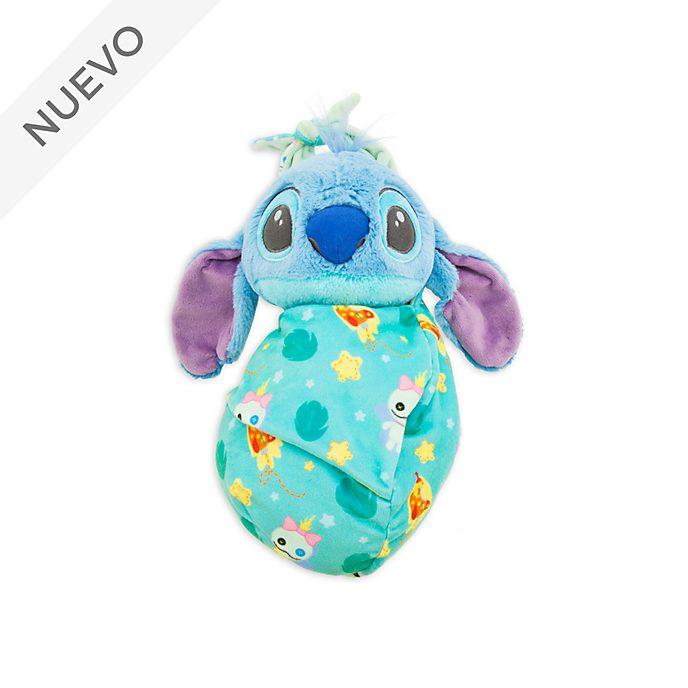 Peluche pequeño con manta Stitch, Disney Store